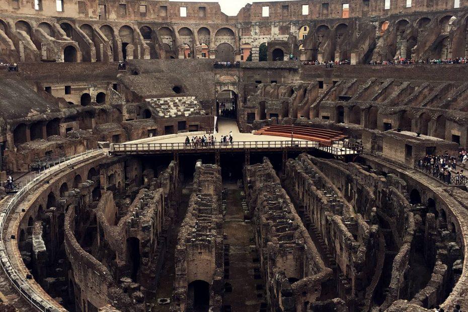 roma collesium