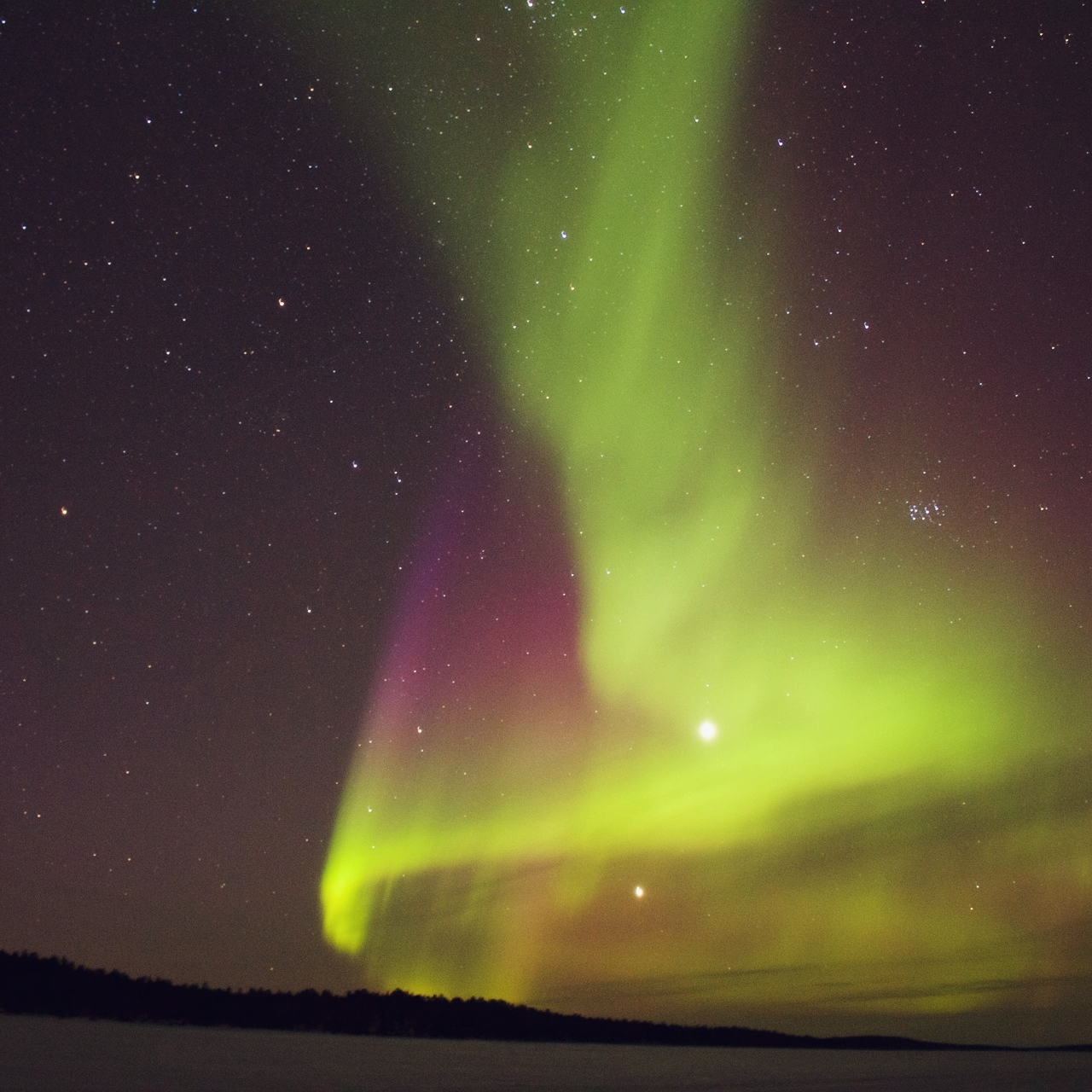 Northern Lights – Diary of a traveller